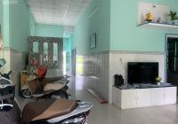 Bán nhà DT 6,2x17, 3 phòng ngủ, phòng khách, bếp rộng. Tặng toàn bộ nội thất