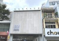 Bán nhà MT phố tây Bùi Viện, P. Phạm Ngũ Lão, Q1 (6.65x22m), GPXD: 8 tầng, giá 68 tỷ