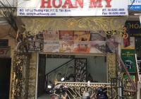 Cho thuê nhà nguyên căn mặt tiền đối diện chợ Tân Bình tại số 137 Lý Thường Kiệt, P7, giá cực rẻ