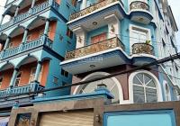 Cần bán căn hộ DV đường Dương Quảng Hàm, DT 5,5 x 25m, 4 lầu. HĐT 100 tr/th, giá 17 tỷ TL
