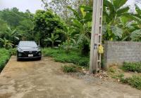 Chính chủ bán đất thị trấn Lương Sơn, Hoà Bình, gần bến xe buýt 0933622660