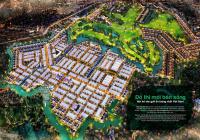 Siêu vip khu golf villas trong sân golf Long Thành, sổ đỏ trao tay, hoàn thiện hạ tầng, tiện ích