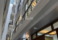 Bán nhà chia lô ngõ 280 Lạc Long Quân, Trích Sài, Tây Hồ. 33m2 x 5 tầng xây mới, gần Hồ Tây