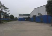 Chính chủ cho thuê xưởng tại Gia Lộc, Hải Dương, cách thành phố 7km, DT 1000m2 và 2000m2, có PCCC