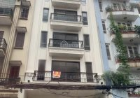 Cho thuê nhà 8 tầng mặt phố mới Giang Văn Minh
