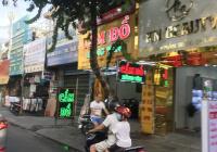 Mặt tiền Nguyễn Văn Lượng đối diện siêu thị, 11x8m, 1 lầu, đang bán phở