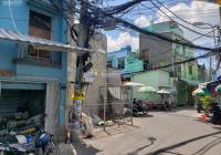 Bán nhà hẻm xe hơi, hẻm 231 Bình Tiên, phường 8, Quận 6