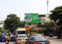Bán Đất Tặng Nhà 3 Tầng Mặt Phố Nguyễn Phong Sắc 260m2 Lô Góc Giá 80 tỷ.