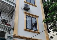 Nhà ngõ 120 Trần Bình, ô tô đỗ cửa, tiện KD, DT 45m2 - 4 tầng - MT 4m - Giá 7.8 tỷ