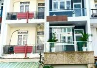 Cho thuê nhà ngay ngã 3 Tân Sơn Nhì, Nguyễn Cửu Đàm 100m, DT: 4x19m, 4 tấm, full NT đẹp & thang máy