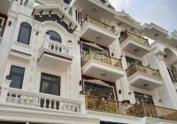 Cho thuê nhà phố Châu Âu 1 trệt 3 lầu 5PN-5WC Liên Khu 4-5 , BHHB , Quận Bình Tân , TP.HCM
