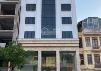 Tòa nhà mặt phố Tây Hồ - 200m2 x 11 tầng x 13m mặt tiền - Ngân hàng, văn phòng view hồ