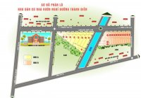 Bán đất trồng cây DT 700m2-100m2 đường Bưng Tràm sổ riêng sang tên ngay giá từ 1,9tỷ/lô 0909416025
