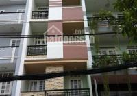 Cho thuê nhà MT Lê Hồng Phong, quận 10 (4.5x30m) trệt 4 lầu, ST, thang máy. Giá 80tr/th