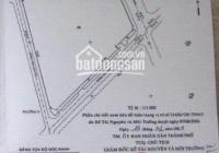 Bán dự án căn hộ cao cấp với 4 mặt tiền 152 Trần Phú, P4, Quận 5. DT: 30972.7m2, giá: 5700 tỷ đồng