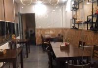 Nhà góc mặt tiền nội bộ khu ẩm thực P13 Q6 - DT: 30.2m2 - đúc lửng + 2 lầu + 1 sân thượng