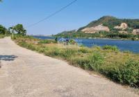 Có 3 lô Hòa Bắc mặt tiền view sông Cu Đê, DT từ 1140m2 trở lên giá chỉ từ 1,25 tỷ - 0961546777