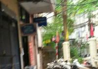 Bán nhà mặt ngõ phố Thanh Nhàn - ngõ 4m - gần mặt phố - 4PN - rất đẹp 5,49 tỷ