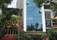 Bán nhà mặt phố Hoàng Quốc Việt - quận Cầu Giấy 45/50m2, MT 5,2m hậu 6m, lô góc, giá 20,5 tỷ