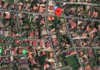 Cần bán lô đất đẹp mặt tiền đường Võ Xuân Cẩn, gần Cao Thắng cách biển 3p đi xe máy