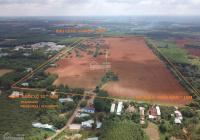 28hecta đất 3 mặt tiền đường nhựa làm dự án hoặc kho xưởng tại Hắc Dịch, TX Phú Mỹ, BRVT giá 1tr/m2