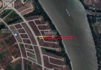 Bán lô góc DIC - 586m2 - sổ đỏ (0919058451)