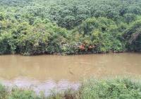Đất view sông Đại Nga 555m2 = 10x55m, đường nhựa 8m, cách Bảo Lộc 7km, giá 900tr (100%)