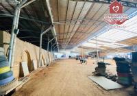 Bán nhà xưởng diện tích 5300m2, giá 7,5 triệu/m2