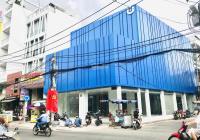 Cho thuê nhà góc 2 mặt tiền Phan Văn Trị, P 5, Gò Vấp, ngay Emart 6 X 25m 3 lầu, giá 90 triệu