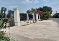 Hot hot bán miếng đất mặt tiền Nguyễn Thị Rành 2950m2 có sẵn 300m2 thổ cư, Củ Chi