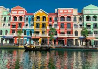 Shop mặt sông Grand World giá thấp nhất dự án, có chia sẻ 8% cho khách mua