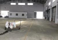 Cần cho thuê kho xưởng 1300 m2 giá 60 tr/ tháng hẻm xe tải 5 tấn đường Mã Lò, Bình Tân