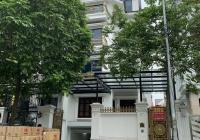 Cho thuê nhà BT Trung Văn Tố Hữu DT 150m2 MT 10m 4T thông sàn full điều hòa nhà mới đẹp giá 50tr/th