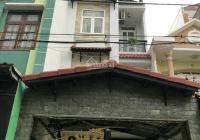 Bán nhà mới hẻm 1 sẹc 2 ô tô tránh nhau đường Lê Văn Thọ, P9, Gò Vấp DT 4x19.5m, 3 lầu ST, 8,3 tỷ