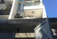 Bán nhà đẹp giảm sâu MT 12m 343/14 Sư Vạn Hạnh P. 10, Q. 10, 4x12m, 4 lầu 10 căn hộ dịch vụ full NT