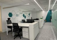 Nhượng lại văn phòng có nội thất rất đẹp 125m2 tòa IDMC Building đường Duy Tân, Cầu Giấy