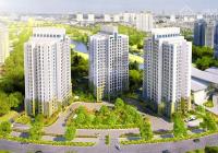 Bán căn hộ 3PN The Link 345 Ciputra, giá chỉ từ 4,3 tỷ. NH hỗ trợ LS 0% trong 24 tháng, CK tới 15%