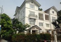 Biệt thự Dịch Vọng Cầu Giấy (sau công viên CG), 100m2, 4T, giá 30tr/th (nhận nhà luôn), 0967566197