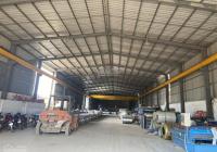 Cần bán gấp xưởng thép, đường nhựa 10m, xe container đi vô được, DT 2.827m2, 11 triệu/m2, sẵn sổ