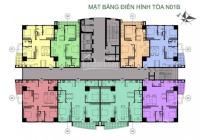 Hiếm: Giảm sâu căn hộ 3PN rộng 121 m2 tầng đẹp, tòa mới N01B, K35 Tân Mai giá chỉ 28,9tr/m2