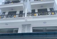 Nhà bán 1 lửng 3 lầu dt 5m x 14m sát Phan Huy Ích