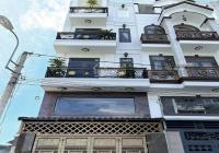 Bán nhà Phạm Văn Chiêu, Gò Vấp tuyệt phẩm 4 lầu thiết kế Singapore tuyệt đẹp hẻm 8m, full nội thất