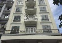 Cho thuê nhà mặt phố Liễu Giai, Ba Đình DT 175m2, 9 tầng, lô góc, thông sàn giá 270tr - 0988969264