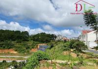 Bán đất biệt thự khu QH An Sơn, Phường 4, diện tích 167m2 view rừng thông. Đường nhựa 10m