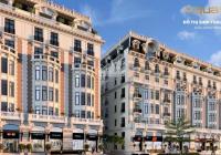 Shophouse vip - 8x30m, 1 hầm, 6 tầng, mặt tiền đường Hương Lộ 2 60m, Aqua City - Marina, 0909113111