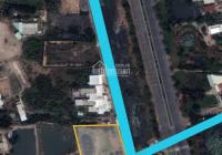 Bán 1900m2 góc 2 MT Rừng Sác - Hà Quang Vóc 17.5tr/m2 đất ONT LH 0902930432