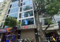 Cần cho thuê nhà mặt phố Lê Duẩn, Hoàn Kiếm, 65m2*6 tầng, T1 thông sàn, giá 40 triệu/tháng có TL