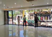 Cho thuê mặt bằng siêu đẹp phố Xuân Thủy, đối diện trường học, đông VP