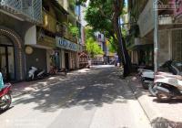 Xác định mua đất mặt phố Nguyễn Công Hoan ô tô tránh 2 mặt thoáng vĩnh viễn 50m2 x 5m MT giá 15 tỷ