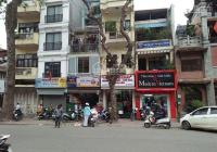 Siêu phẩm mặt phố Trần Xuân Soạn kinh doanh đỉnh cao DT 104m2 x 4 tầng mặt tiền 4,9m giá 52 tỷ